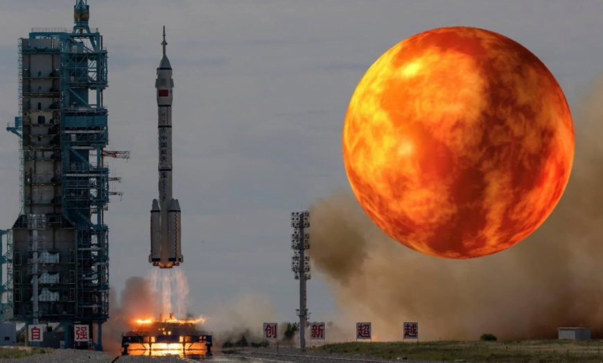 China wants to conquer Mars and confirms that it will build a permanent base in 2033