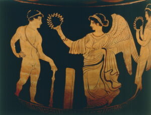 Read more about the article Naked athletes, Amazon warriors and a lot of wine: this was the Olympic Games in Antiquity