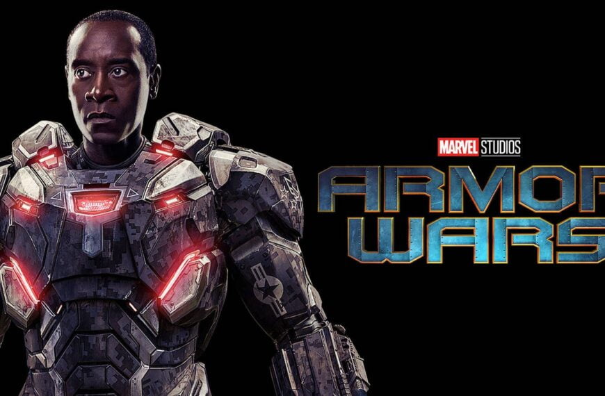 Armor Wars: Don Cheadle Series Now Has Writer