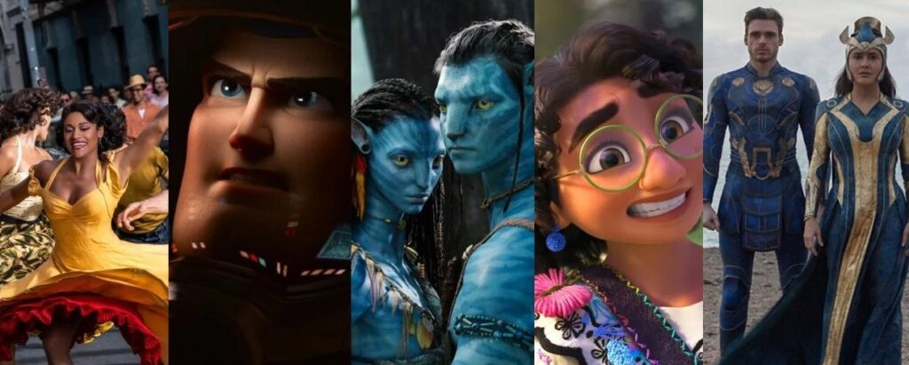 Disney Updates its Release Schedule Four New Marvel Movies in 2024, 'The Little Mermaid' Postponed to 2023, and More