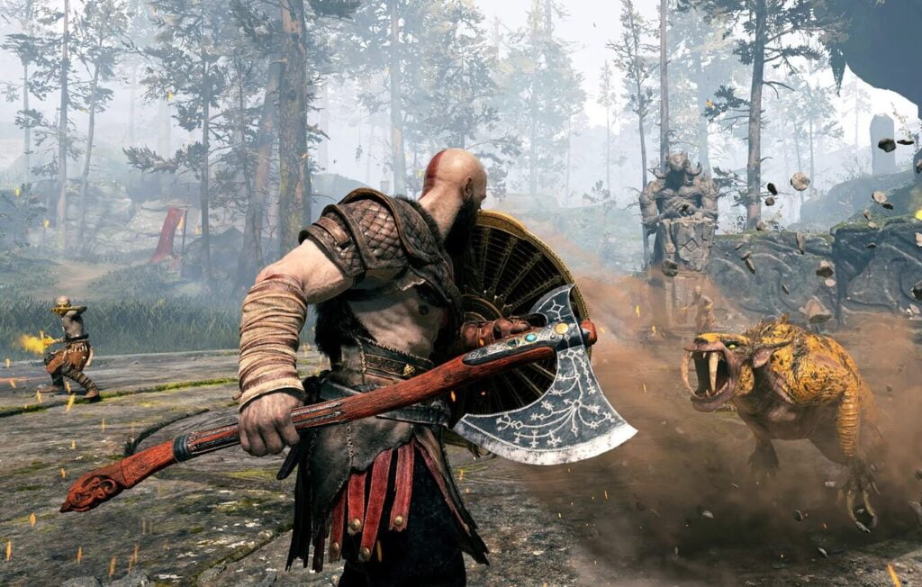 God of War' will (probably) arrive on PC this is indicated by the leak in the NVIDIA GeForce NOW service